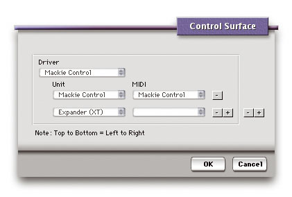 Mackie Control