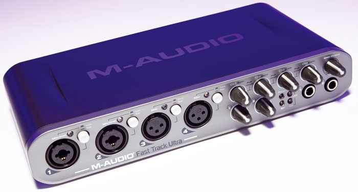 DRIVER FOR M-AUDIO FAST TRACK ULTRA ASIO