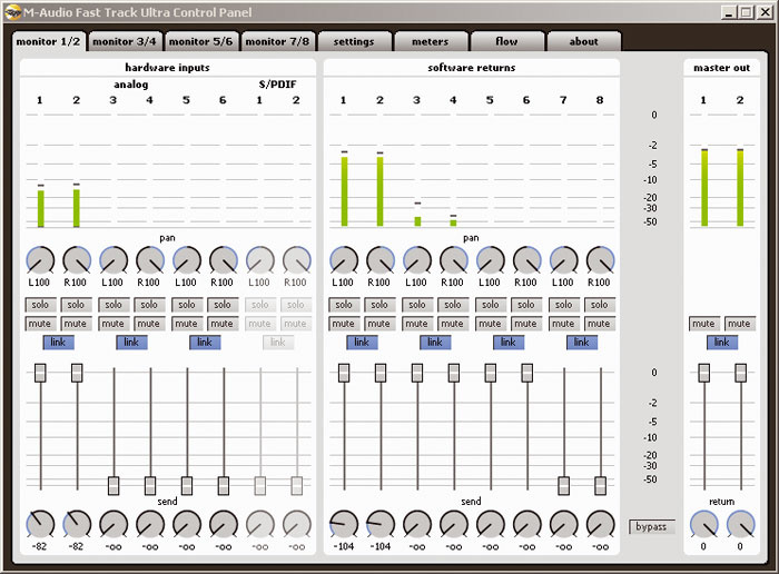 m audio torq software download