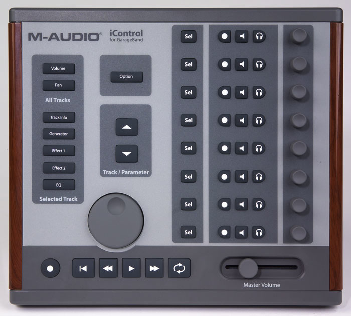 M-AUDIO ICONTROL DOWNLOAD DRIVERS
