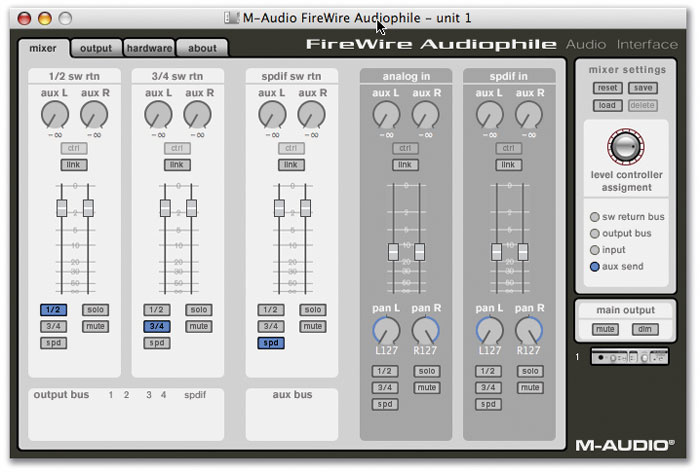 M-AUDIO AUDIOPHILE FIREWIRE WINDOWS 8 DRIVER