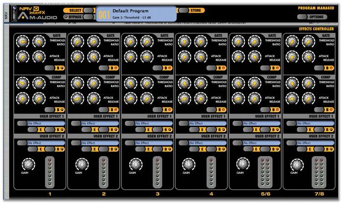 Nrv10 driver m-audio