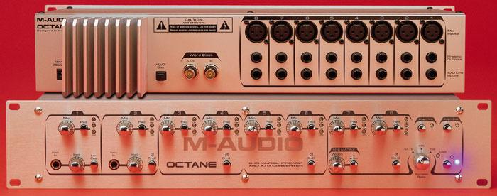 m audio octane sound on sound