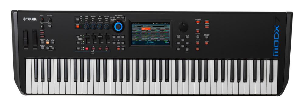 Yamaha announce new MODX synth range