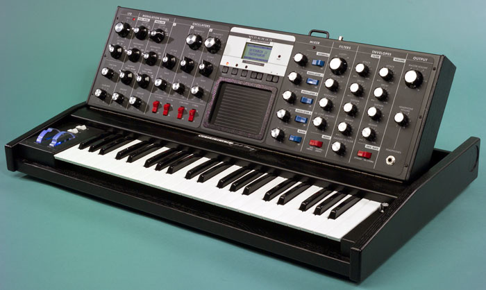 Voyager By Bob Moog