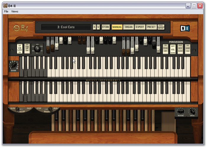 hammond b4 emulator