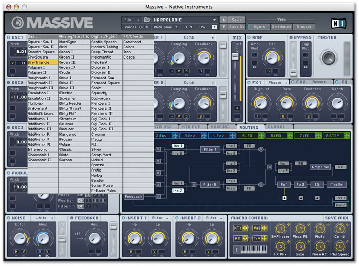 native instruments massive organ