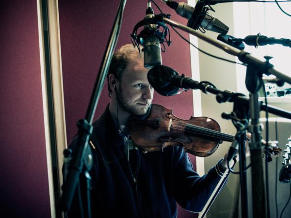 Orchestral Tools release Nocturne Violin for Kontakt