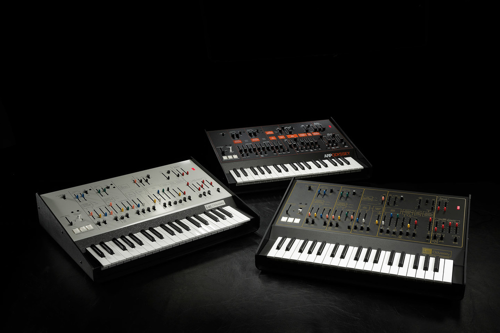 Korg launch ARP Odyssey, MS-20 module & SQ-1 sequencer