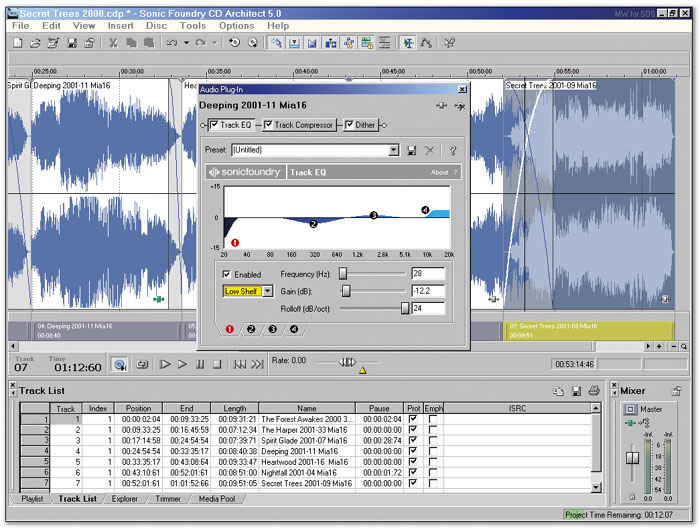 Mastering CDs On Your PC