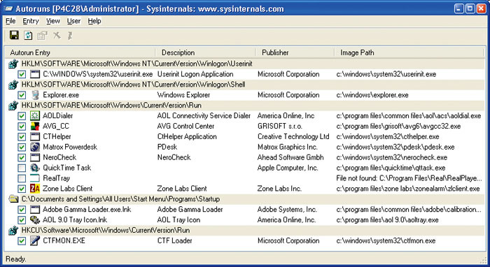 Removing Unwanted PC Device Drivers