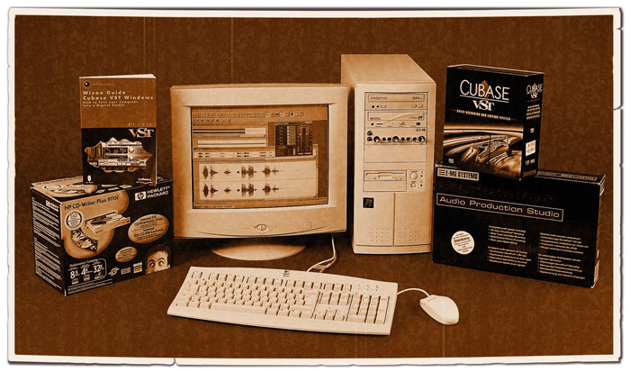 can you still make music with an elderly pc