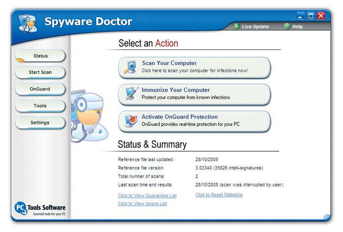 avoid viruses spyware adware phishing internet hacks