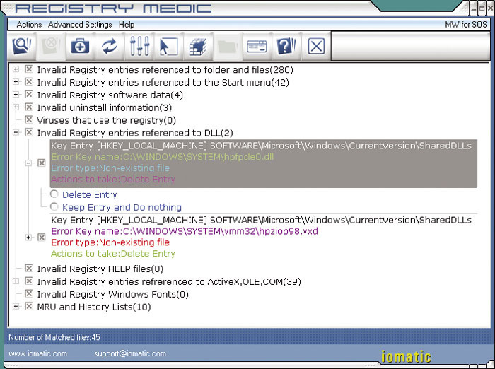 Clean Up Your Windows Registry