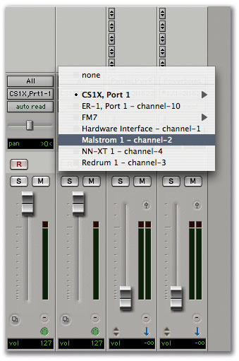 pro tools synths