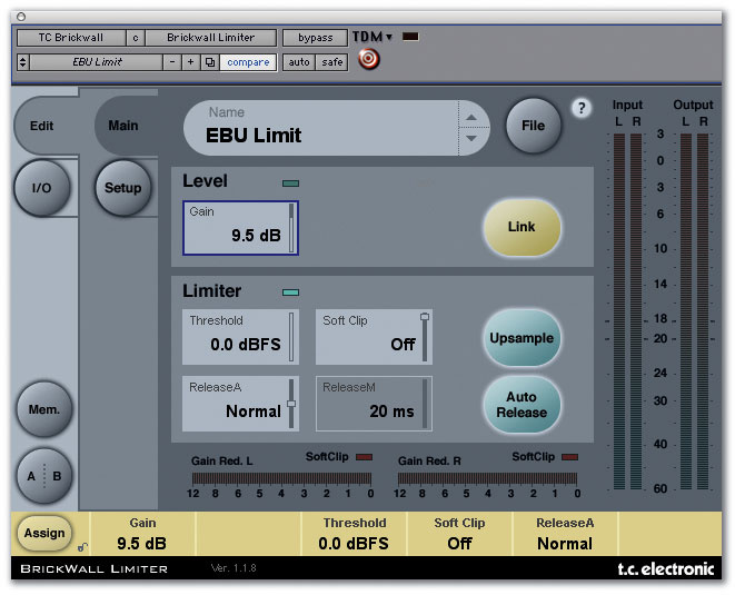 Pro Tools Mastering Limiter Shootout: Part 2