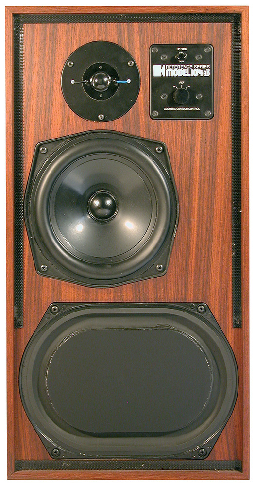 High Quality Vintage Hi Fi Such As These KEF Speakers Can Be A Viable