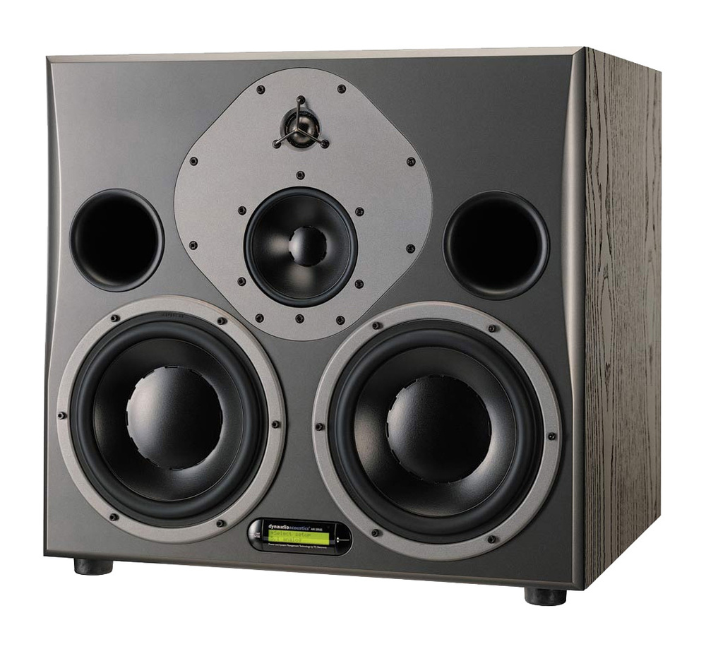 Q  Are front-ported monitors better in poor rooms?