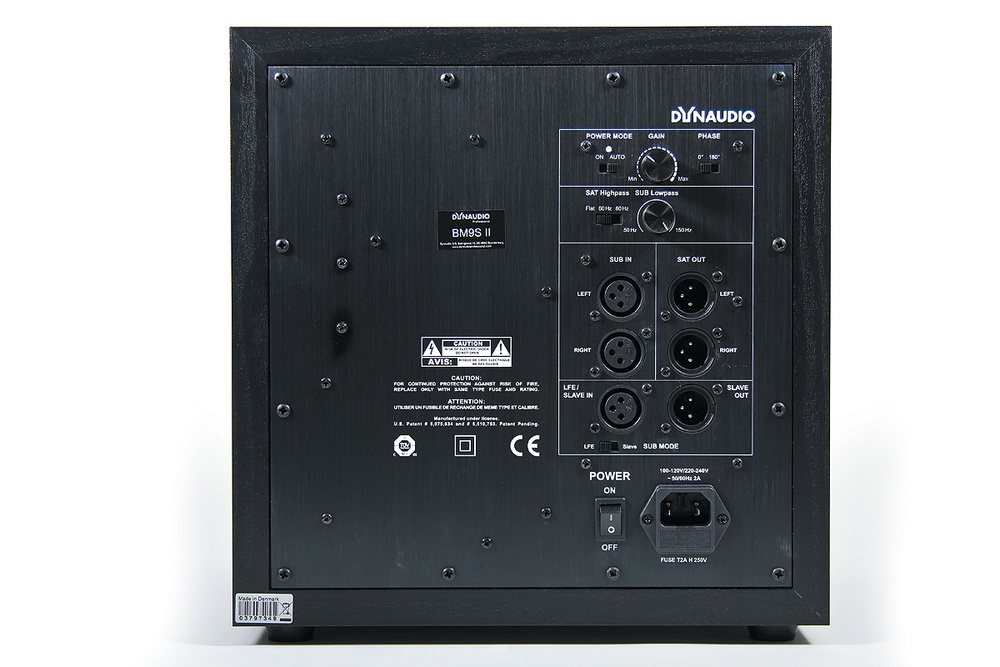 Q  How do I ensure my subwoofer and satellite speakers are