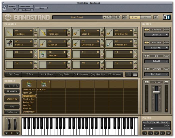 Q  Where can I find a software GM sound module?