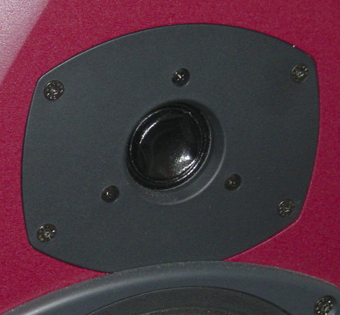 Q  What's the best way to fix a pushed-in tweeter cone?