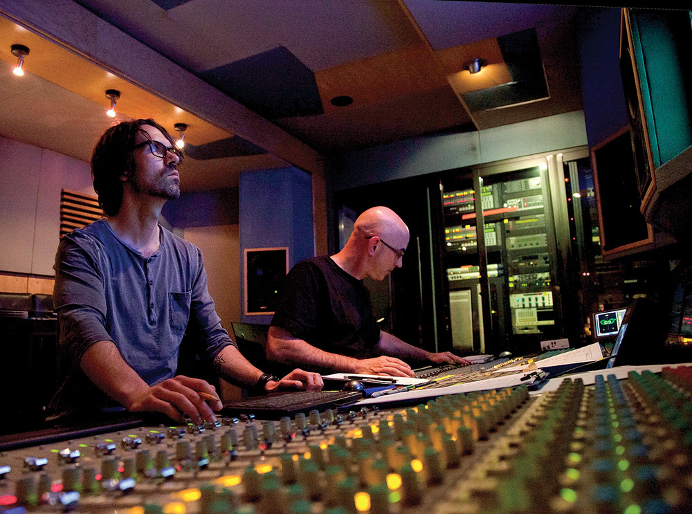 Rush: Recording & Mixing R40 Live