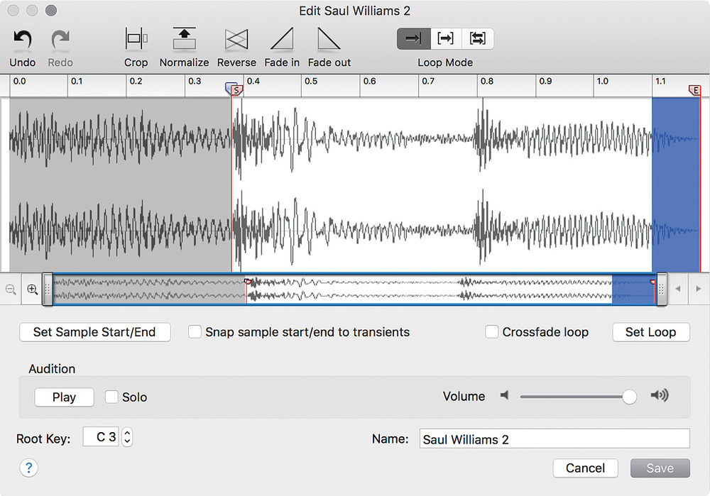 Audio files and samples in reason 5 | reason experts.