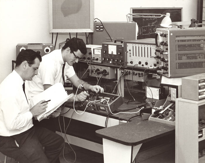 The Engineers Who Changed Recording
