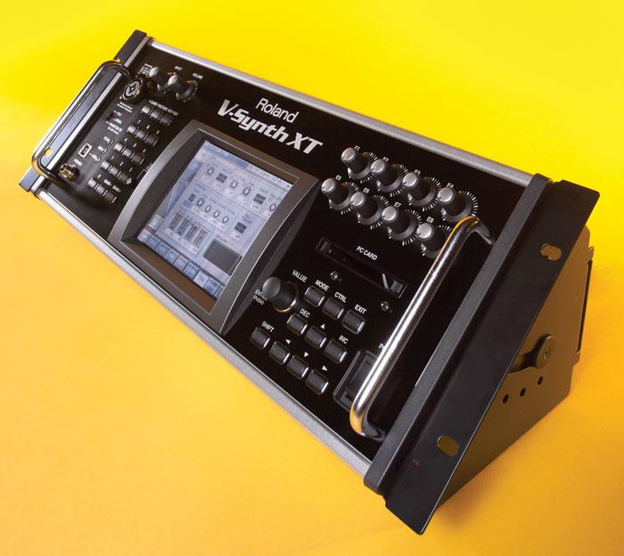 Roland V-Synth XT: Part 1