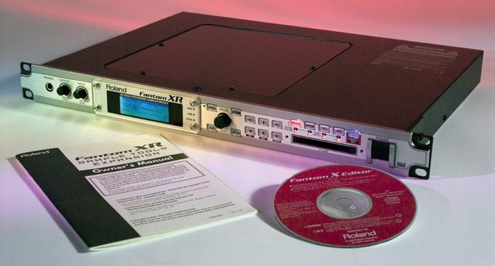 Roland FANXUP1 & Fantom XR