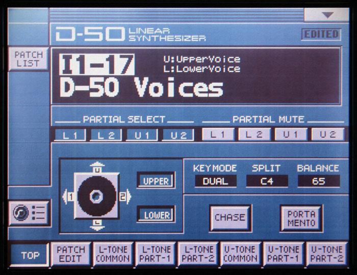 Roland V-Synth XT: Part 2 VC1 & VC2 Cards