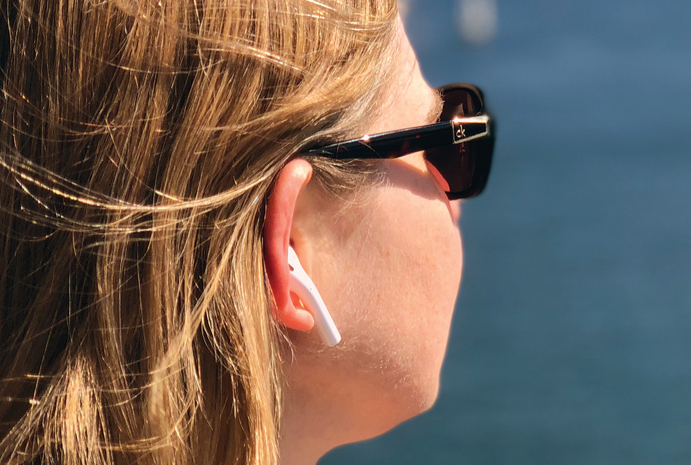 Session Notes: Recording Voiceovers At Sea