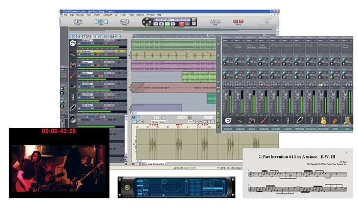 Sonar: Audio Engine Tune-Up