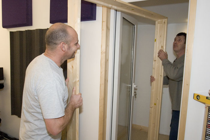 Studio Sos Building A Diy Vocal Booth