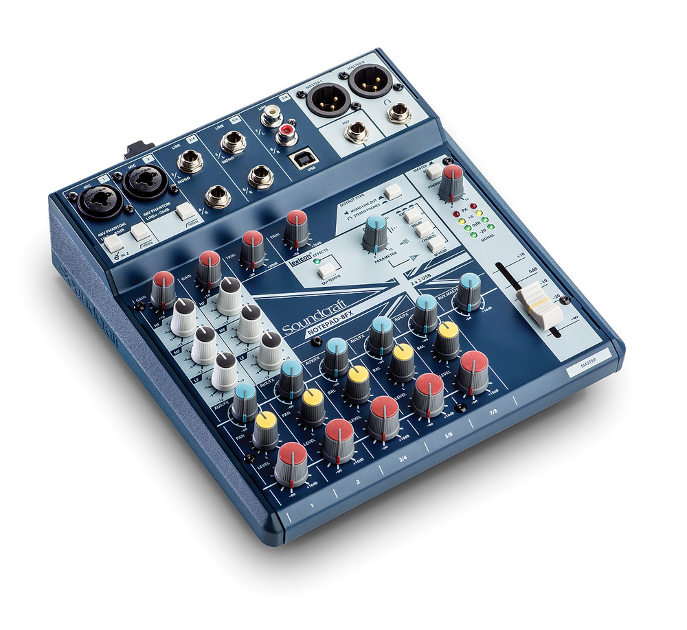 Line Mixer Electronics Circuits For You