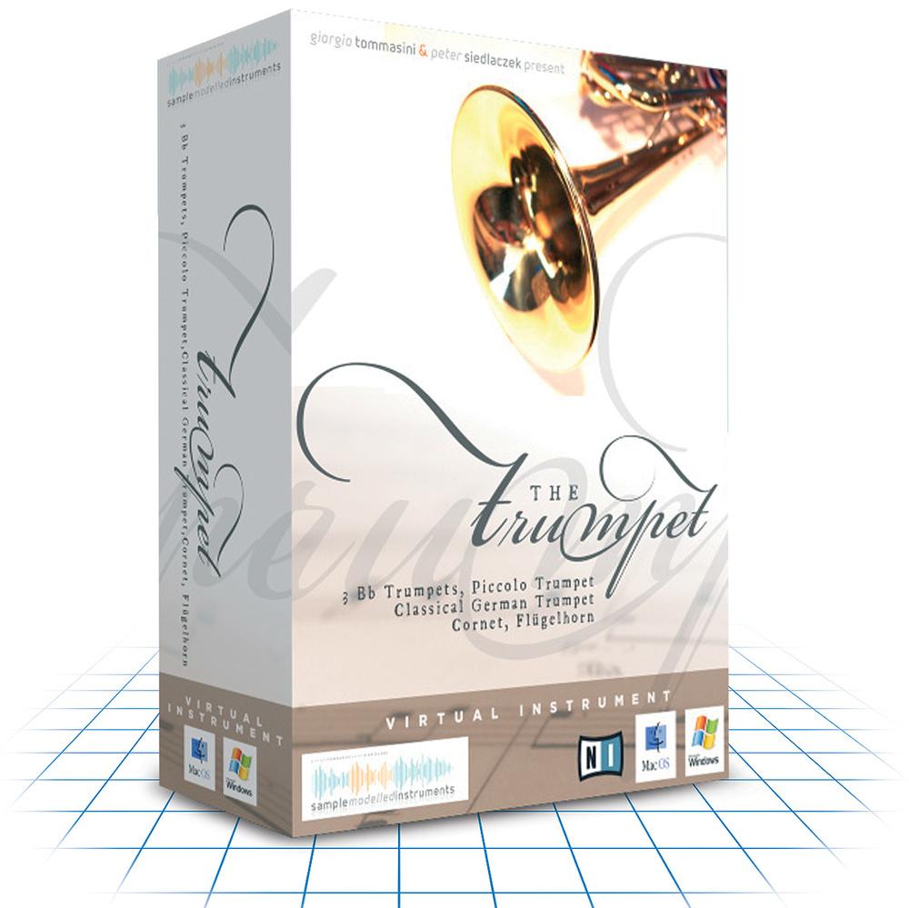 sample modeling trumpet free download