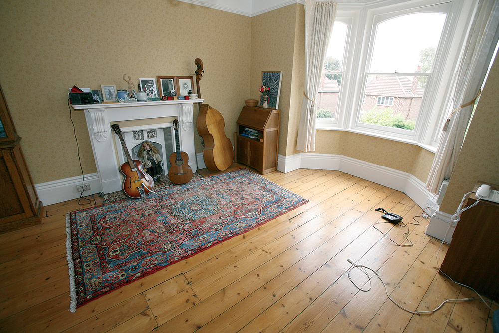 Studio SOS: Taming A Large, Live Room