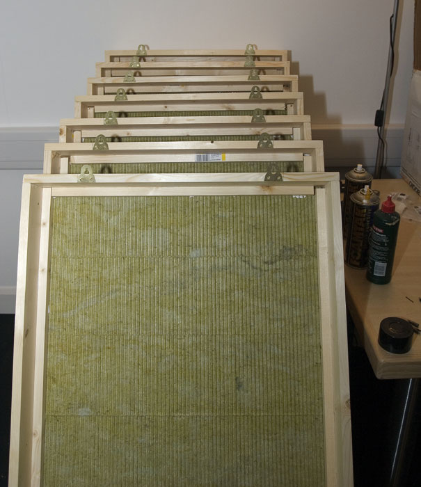 Studio Sos Portable Acoustic Treatment