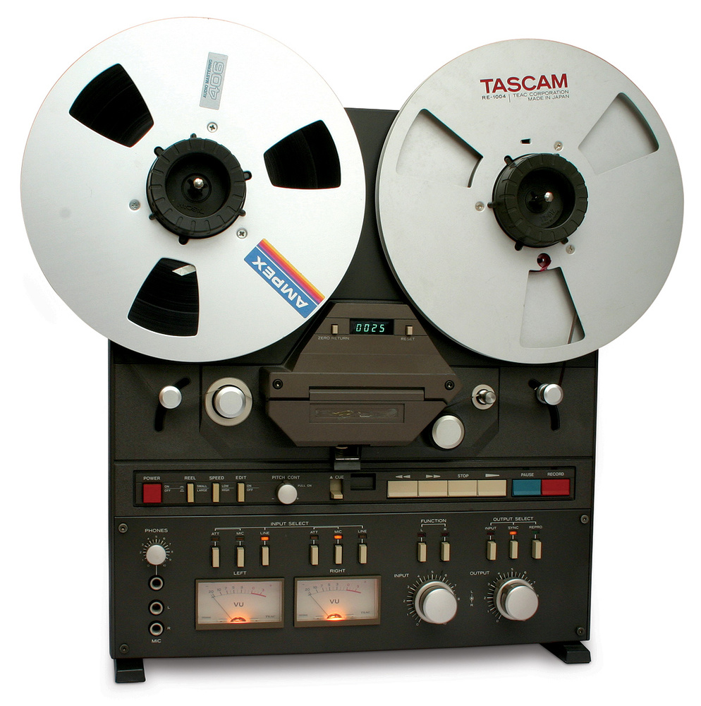 Buying A Used Tape Machine