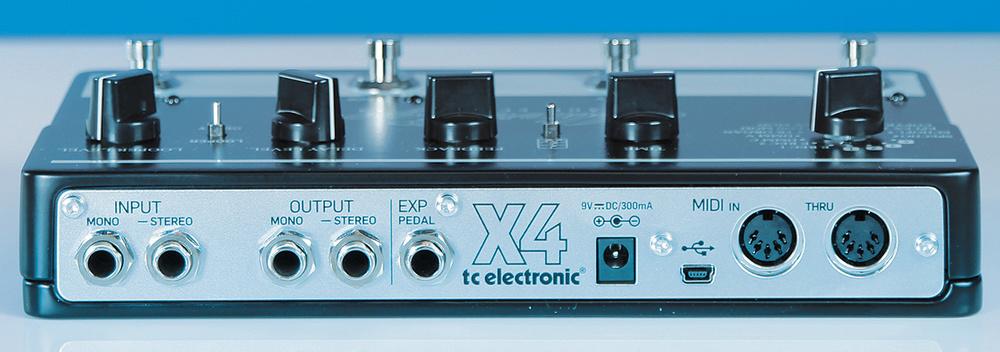 TC Electronic Alter Ego X4 Vintage Echo