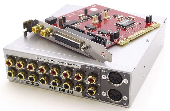 Terratec Ews88 Mt Audio/midi Interfaces