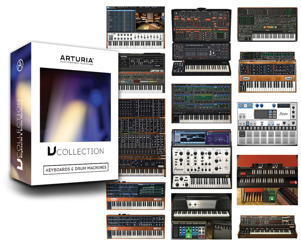 Arturia release V Collection 4