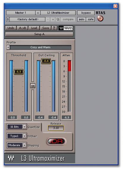 waves l3 multimaximizer