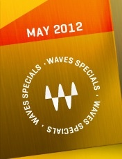 Waves offer 50% off Mercury bundle & 25% off native plug-ins |
