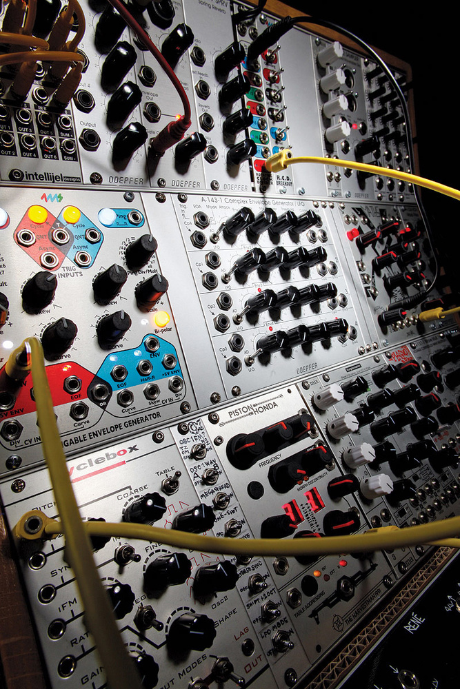 The Secret World Of Modular Synthesizers