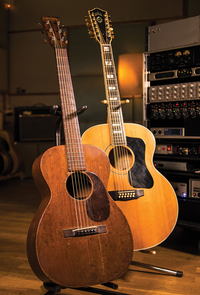 Why I Love    The Acoustic Guitar