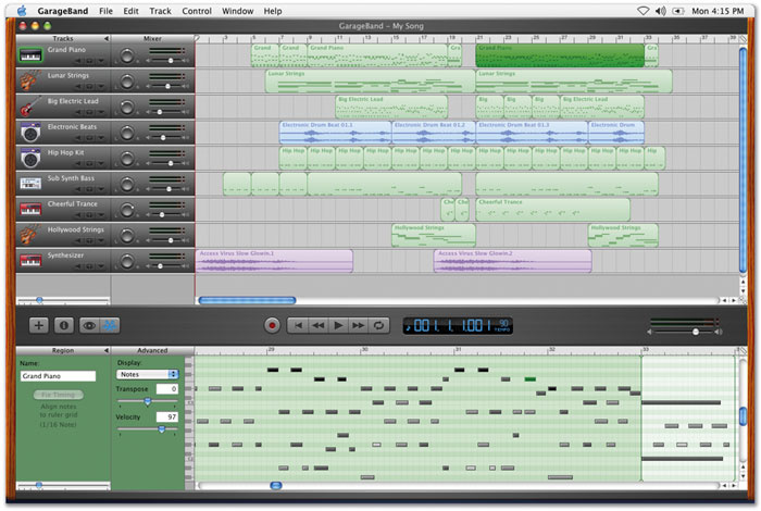 Using Mac OS 10 3 For Music