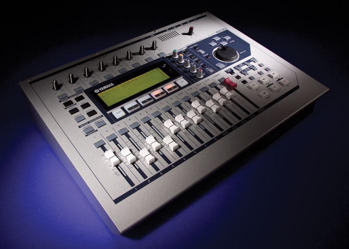 yamaha pro audio workstation aw1600 digital mixer effect sampler hd cd rec ebay. Black Bedroom Furniture Sets. Home Design Ideas