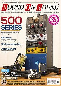 SOS November 2020 (UK/World Edition) 35th Anniversary issue.