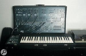 Mark Shreeve's ARP 2600